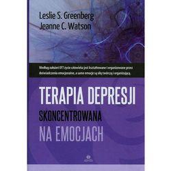 Terapia depresji skoncentrowana na emocjach + kod na książkę za 1 grosz (opr. twarda)
