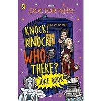 Książki do nauki języka, Doctor Who: Knock! Knock! Whos There?. Joke Book - książka