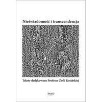 Filozofia, Nieświadomość i transcendencja (opr. twarda)