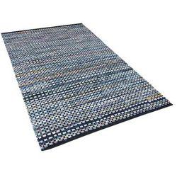 Dywan bawełniany 80 x 150 cm wielokolorowy ALANYA