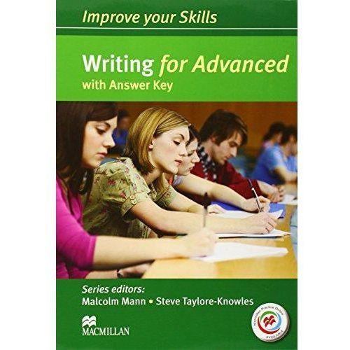 Książki medyczne, Improve Your Skills for Advanced. Writing. Podręcznik z Kluczem + Kod Online (opr. miękka)