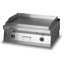 Płyta grillowa gazowa, gładka, 900x900x280 mm | LOZAMET, L900.GPG900G