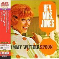 Pozostała muzyka rozrywkowa, HEY,MRS JONES! - Jimmy Witherspoon (Płyta CD)
