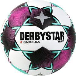 Piłka nożna Select Derbystar Bundesliga Brillant biało-zielono-czarna 1004664