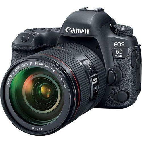 Lustrzanki cyfrowe, Canon EOS 6D Mark II