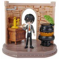 Figurki i postacie, Spin Master Harry Potter Lekcja mieszania mikstur z postacią Harry'ego