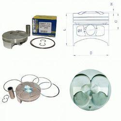 HONDA CRF 250 08-09 COMPR. 13,0:1 (77,98) Sel. D PC2086D