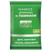 Odżywki i nawozy, Nawóz do trawników Florovit 20 kg granulowany