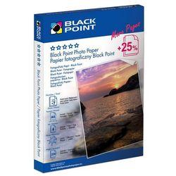 Papier BLACK POINT PFA6G230A Błyszczący 230g A6