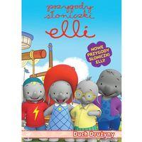Filmy animowane, Przygody słoniczki Elli. Duch drużyny (DVD)