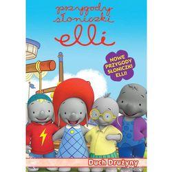 Przygody słoniczki Elli. Duch drużyny (DVD)
