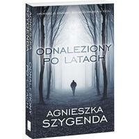 Poezja, Odnaleziony po latach - Agnieszka Szygenda (opr. miękka)