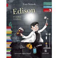 E-booki, Edison. O wielkim wynalazcy. Czytam sobie