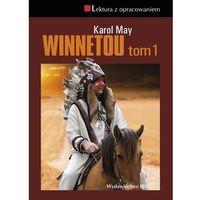 Literatura młodzieżowa, Winnetou Tom 1. lektura z opracowaniem (opr. miękka)