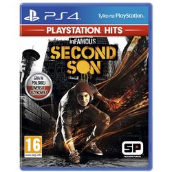 Gra PS4 Infamous Second Son Special Edition
