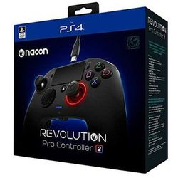 Kontroler przewodowy BIGBEN Revolution Pro Controller V2 do PS4/PC/Mac