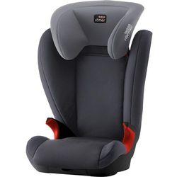 Britax Römer fotelik samochodowy KID II Black 2019, Storm Grey