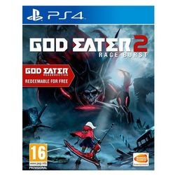 God Eater 2 Rage Burst (PS4)
