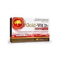 Witaminy i minerały, Olimp Gold Vit D3 4000 Fast 30tab