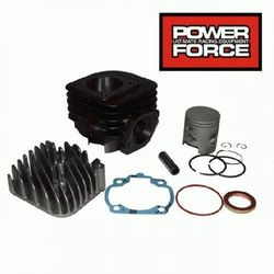 CYLINDER ŻELIWNY POWER FORCE KYMCO TOP BOY/VITALITY (47 MM) CZT000283