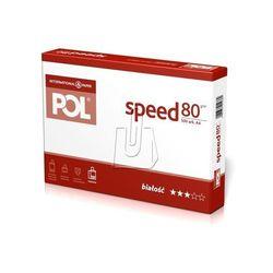 Papier Polspeed 80 g/m2 biurowy A4 ryza Szybka dostawa! Darmowy odbiór w 19 miastach!
