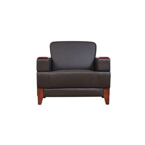 Fotele i krzesła biurowe, Fotel PORTER brązowy