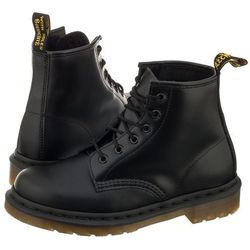 Glany Dr. Martens 101 Black Smooth 10064001 (DR14-a)