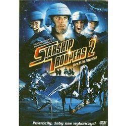 Żołnierze kosmosu 2: Bohater federacji (*) (Płyta DVD)