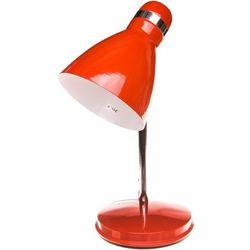 Lampka Kanlux Zara HR-40-OR 7563 biurkowa 1x40W E14 pomarańczowa