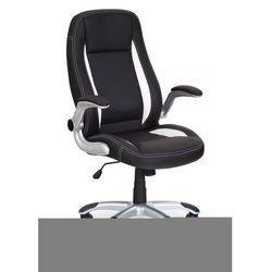 Fotel gabinetowy obrotowy HALMAR SATURN, kolory - ZŁAP RABAT: KOD50