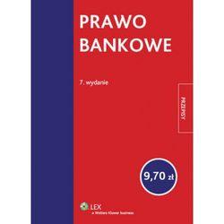 Prawo bankowe. Przepisy (opr. miękka)