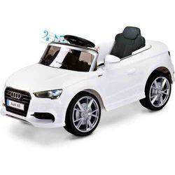 Samochód akumulatorowy Audi A3 - White