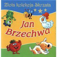 Lektury szkolne, Jan Brzechwa. Złota kolekcja Skrzata (opr. kartonowa)