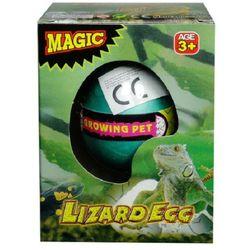 Zabawka SWEDE Jajko z wykluwającą się jaszczurką Q2496