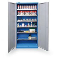 Szafa do przechowywania niebezpiecznych substancji chemicznych 1920x920x380 mm