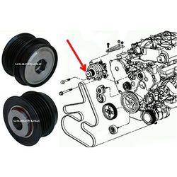 Oryginalne MOPAR sprzęgło jednokierunkowe alternatora Chrysler Pacifica 3,5 V6