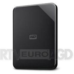 WD Elements SE 1TB USB 3.0 (czarny) + etui