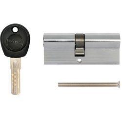 Wkładka do zamka 31/36 mm, chromowana, 8 kluczy / YT-69906 / YATO - ZYSKAJ RABAT 30 ZŁ