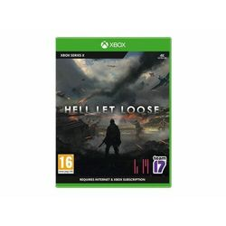 BLACK MATTER Hell Let Loose Xbox Series X
