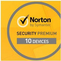 Norton Security PREMIUM 10 PC / 1Rok
