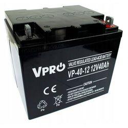 AKUMULATOR VRLA AGM AP12-40 12V 40Ah