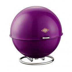 Wesco Superball chlebak/pojemnik fioletowy 26 cm