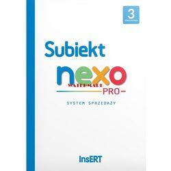SUBIEKT NEXO PRO - 3 STANOWISKA