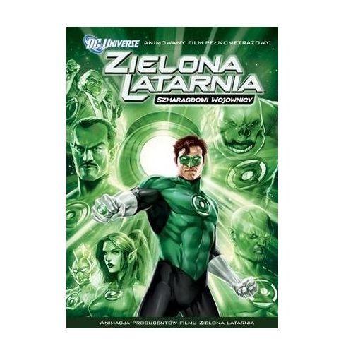 Filmy animowane, Film GALAPAGOS Zielona Latarnia. Szmaragdowi wojownicy Green Lantern: Emerald Knights