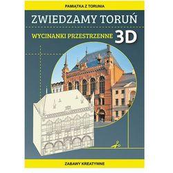 Zwiedzamy Toruń Wycinanki przestrzenne 3D - Beata Guzowska