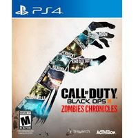 Gry na PS4, Call of Duty 3 Zombies Chronicles (PS4)