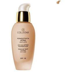 Collistar Foundation Anti-Age Lifting make-up z liftingowym efektem SPF 10 odcień 5 Cannella 30 ml
