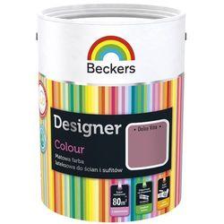 Beckers Farba Lateksowa Designer Colour Dolce Vita 5L