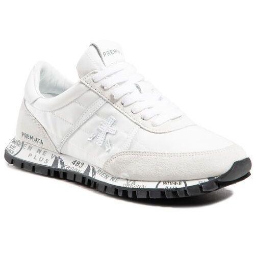 Damskie obuwie sportowe, Sneakersy PREMIATA - Seand 5129 Biały