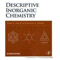 Książki do nauki języka, Descriptive Inorganic Chemistry (opr. miękka)